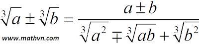Sử dụng lượng liên hợp để giải phương trình vô tỉ