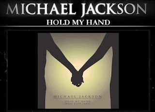 michael jackson hold my hand