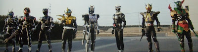 DiEnd Summons Movie Riders