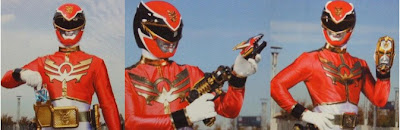 Goseiger equipments
