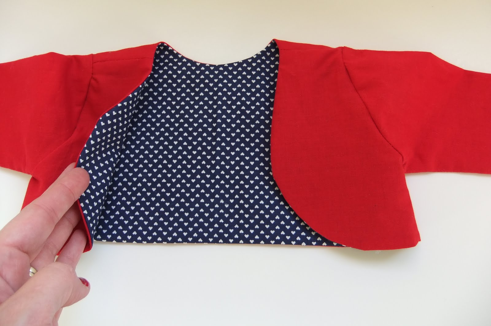 Owly Baby: FREE PATTERN: Snug Shrug Pattern and Tutorial