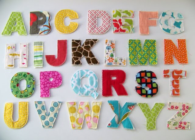 Owly Baby: Easy Fabric Alphabet