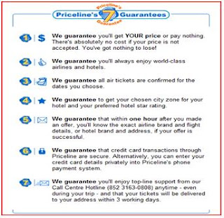 call priceline customer service