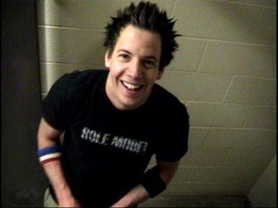 pierre bouvier spiky hairstyle. Pierre Bouvier Punk hairstyle