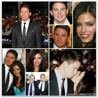 channing tatum and jenna dewan wedding. channing tatum jenna dewan
