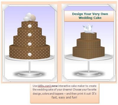 Design Your Own Cake Stencil : design your own wedding cake kurgara