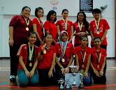 Kejohanan Bola Jaring IPT Anjuran Institiut Teknologi Brunei