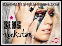 Blog Rockstar Award