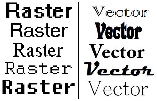 raster-vector