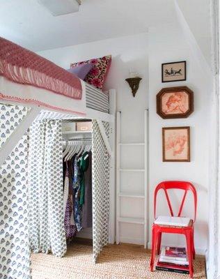 Closet Bed