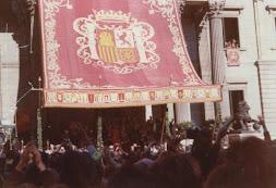 El 22.11.1975, el de la costereta del convent estava allí