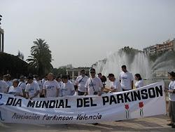 Activitats Dia Mundial del Parkinson. Valencia,  11 d´abril de 2010