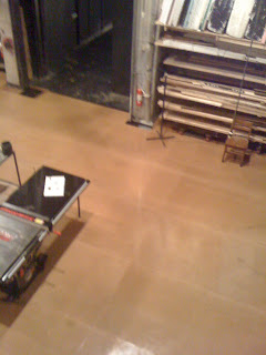 new scene shop floor