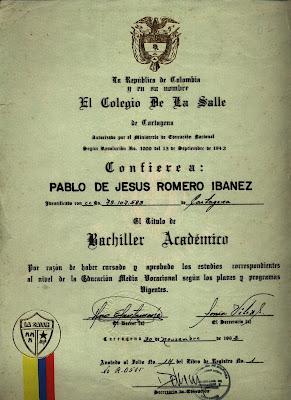 homologar titulo de bachiller obtenido en colombia | RedColombiana.com