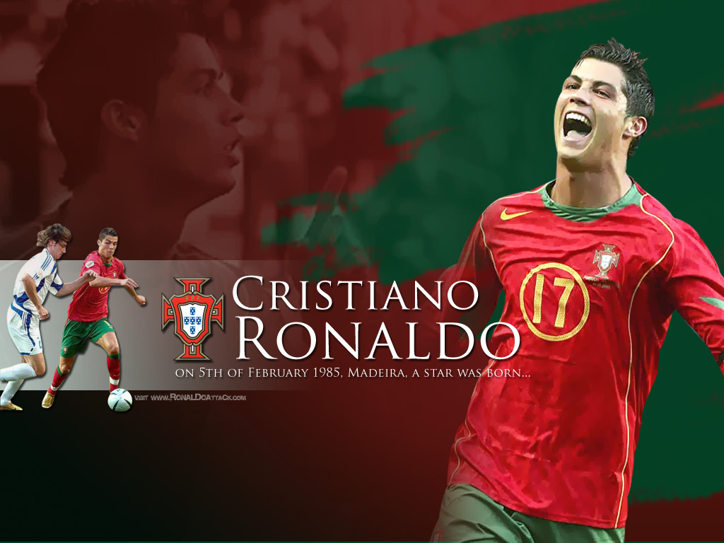 soccer videos and games football players cristiano ronaldo