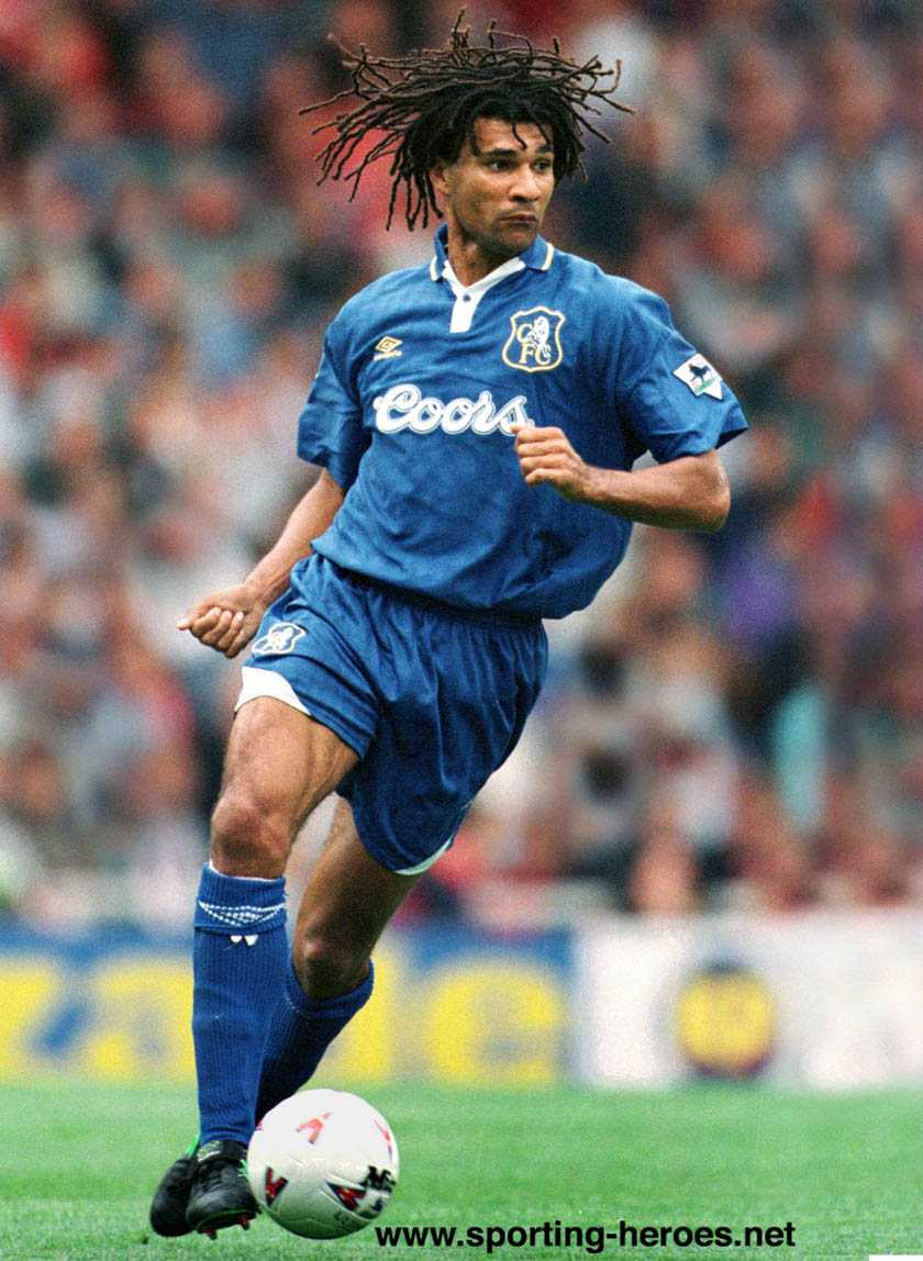 Soccer Videos and games Ruud Gullit Best World Soccer Player
