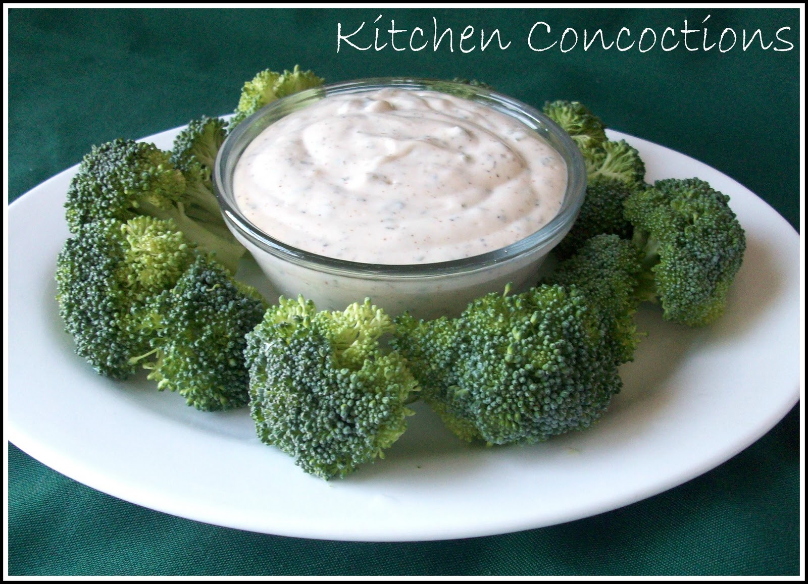 cooked smothered cheese sauce raw dipped ranch bleu cheese broccoli ...