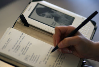 It&#8217;s Here: The Authentic Moleskine Kindle 2 Cover!