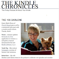 Congratulations to The Kindle Chronicles for 100 Great Podcasts!