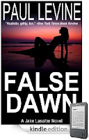 Kindle Nation Daily Free Book Alert: 2 Brand New Full-Length 5-Star Freebie, plus False Dawn from Paul Levine's Jake Lassiter series (Today's Sponsor)