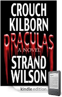 Don't Miss Today's Major Event in Horror Fiction: DRACULAS – Read Half the Book Free Right Here … at Your Own Risk!