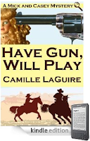 Kindle Nation Daily Free Book Alert, Sunday, November 21: Free Games, Free Frights, and over  100 others, plus … Camille LaGuire's HAVE GUN, WILL PLAY (Today's Sponsor)