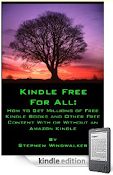 Make Christmas last all year with KINDLE FREE FOR ALL, just 99 cents!
