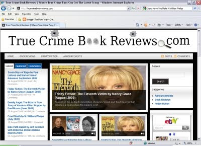 True Crime Book Reviews.com