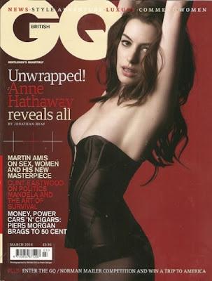 Foto Sensual Anne Hathaway