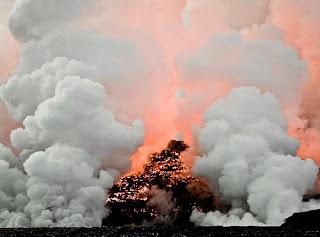 Gunung Berapi Islandia Meletus 1