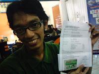 Formulir Pendaftaran Kompetisi Website Kompas MuDA - IM3
