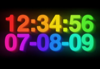 beautiful number 123456070809