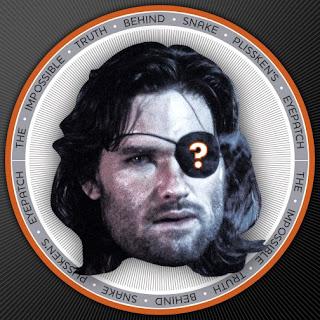 Snake eye patch Etsy
