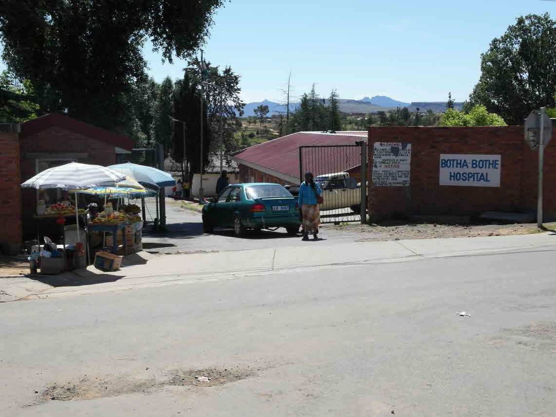 Thaba Bosiu Gov't Hospital, Butha-Buthe