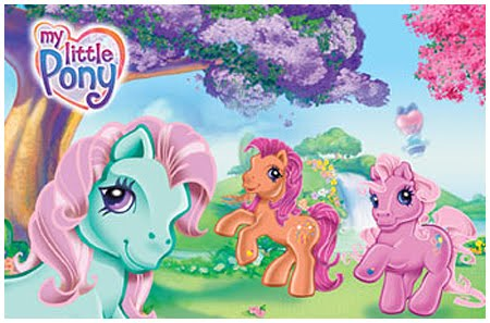 El comeback de My Little Pony (Awww)