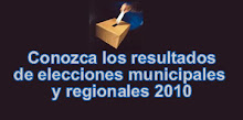 RESULTADOS ELECCIONES 2010