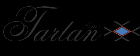 tartan bmx
