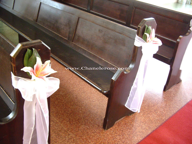 Church Wedding Decorations Photos
