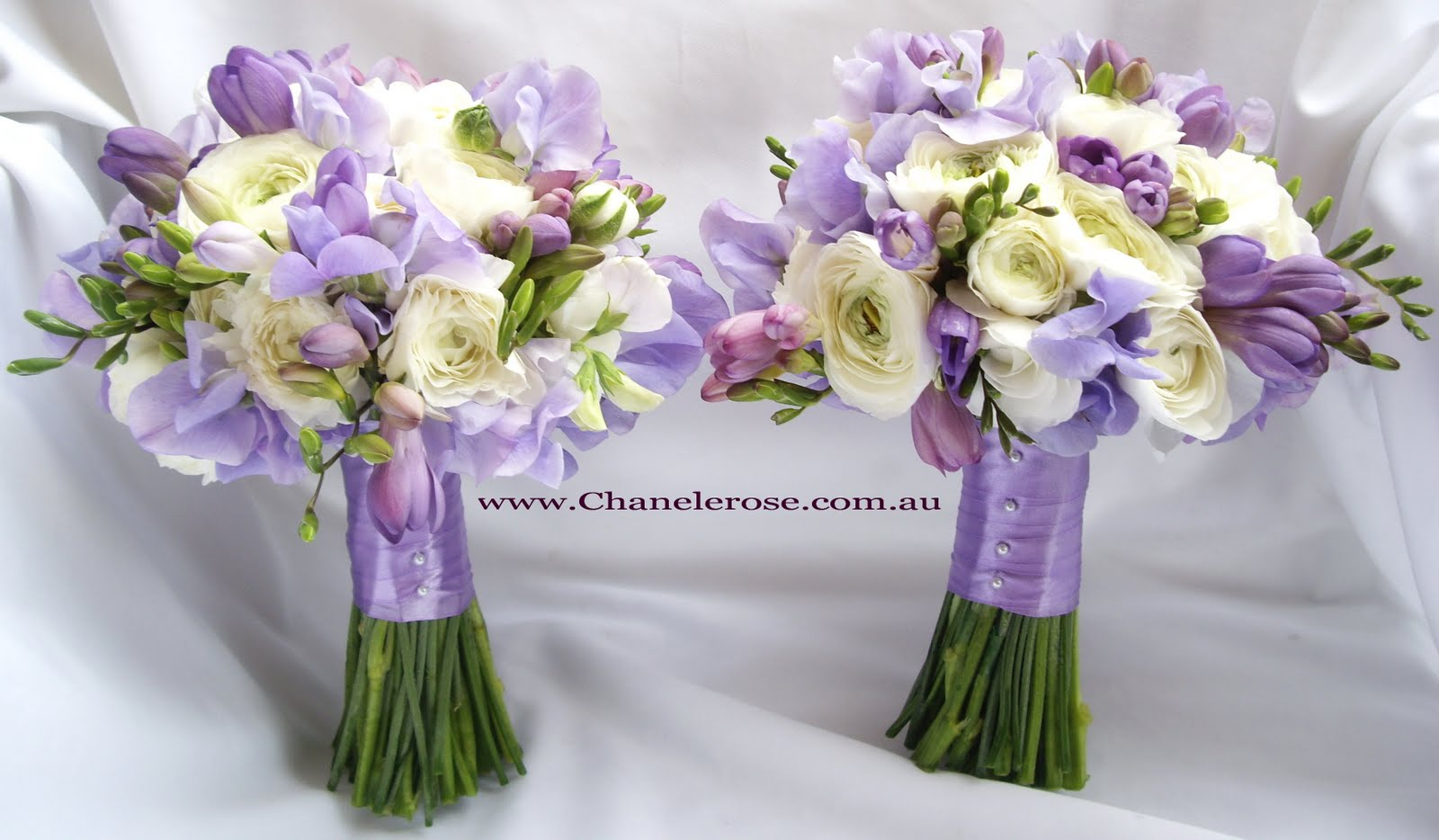 Chanele Rose Flowers Blog Sydney Wedding Stylist Florist Purple Is