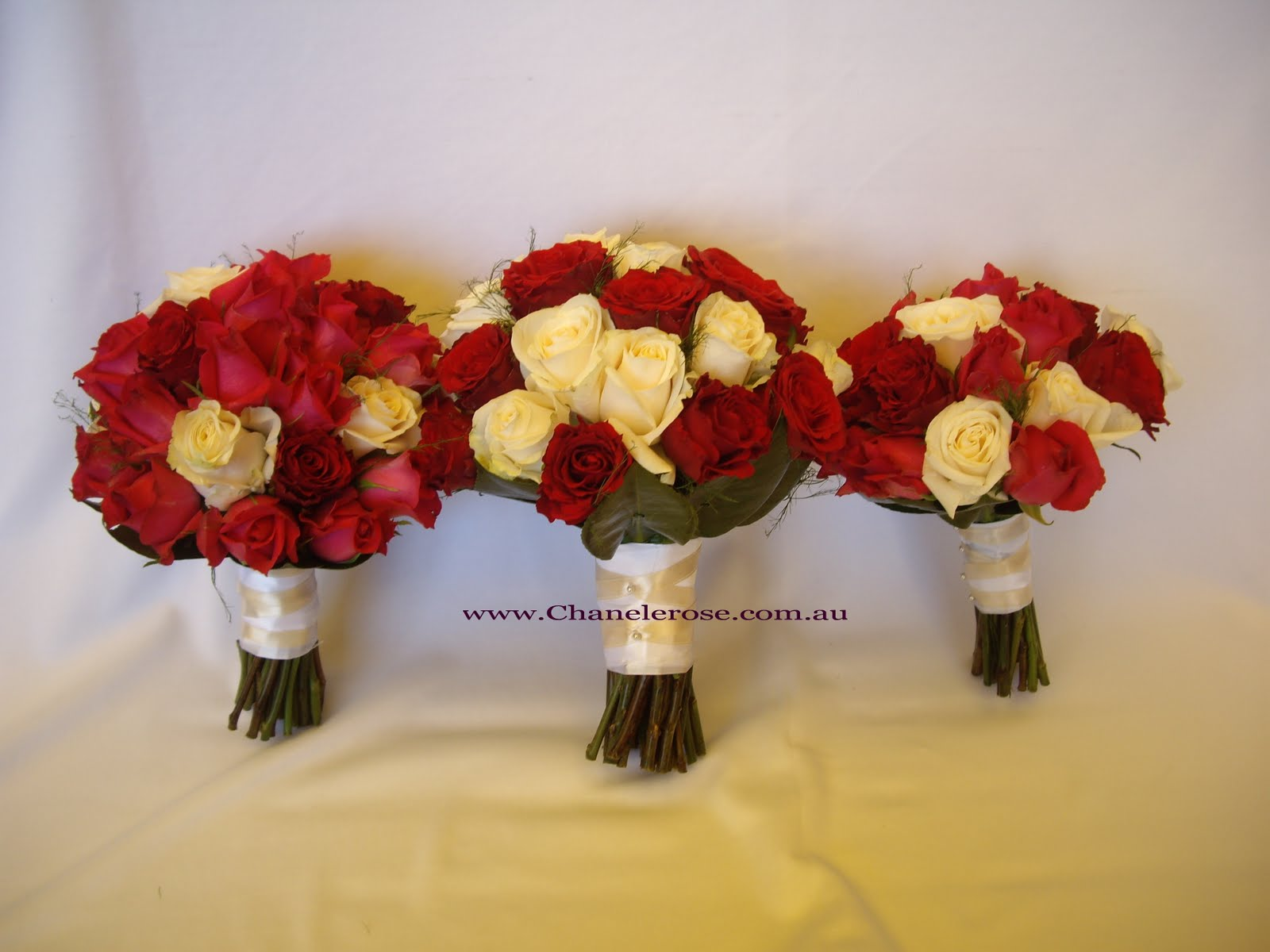 Chanele rose flowers blog sydney wedding stylist florist red red pink and white roses wedding bouquets mightylinksfo