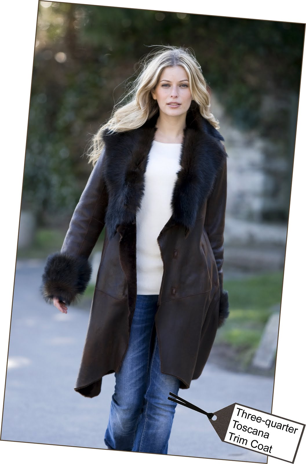 Celtic Sheepskin: Celtic Sheepskin on the new trends… and up first
