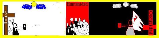 LA HUMANIDAD ES EL ESCUDO DE ESA GUERRA