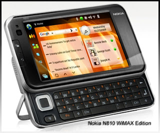 Nokia N810 WiMAX Edition