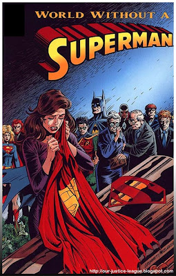 Burial of Superman