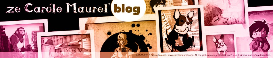 Ze Carole Maurel' Blog