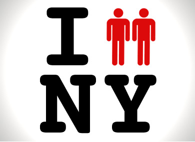 Gay marriage legal in NY