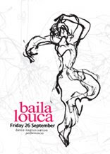 26 september 2008: Baila Louca IV, Dance Improvisation