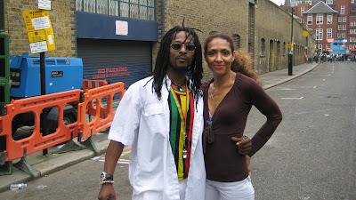 Jacob Manix Notting Hill Carnival 2008