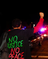 Eyewitness Accounts Differ from Police Accounts of Friday Nights Oscar Grant Protests