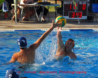 Ovens and Murray Water Polo